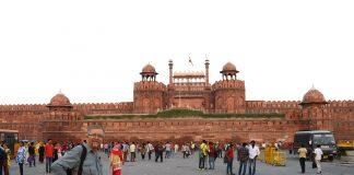 red Fort kalesi