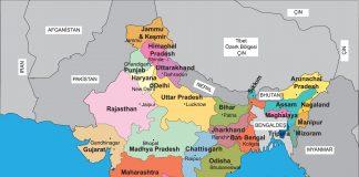 india harita