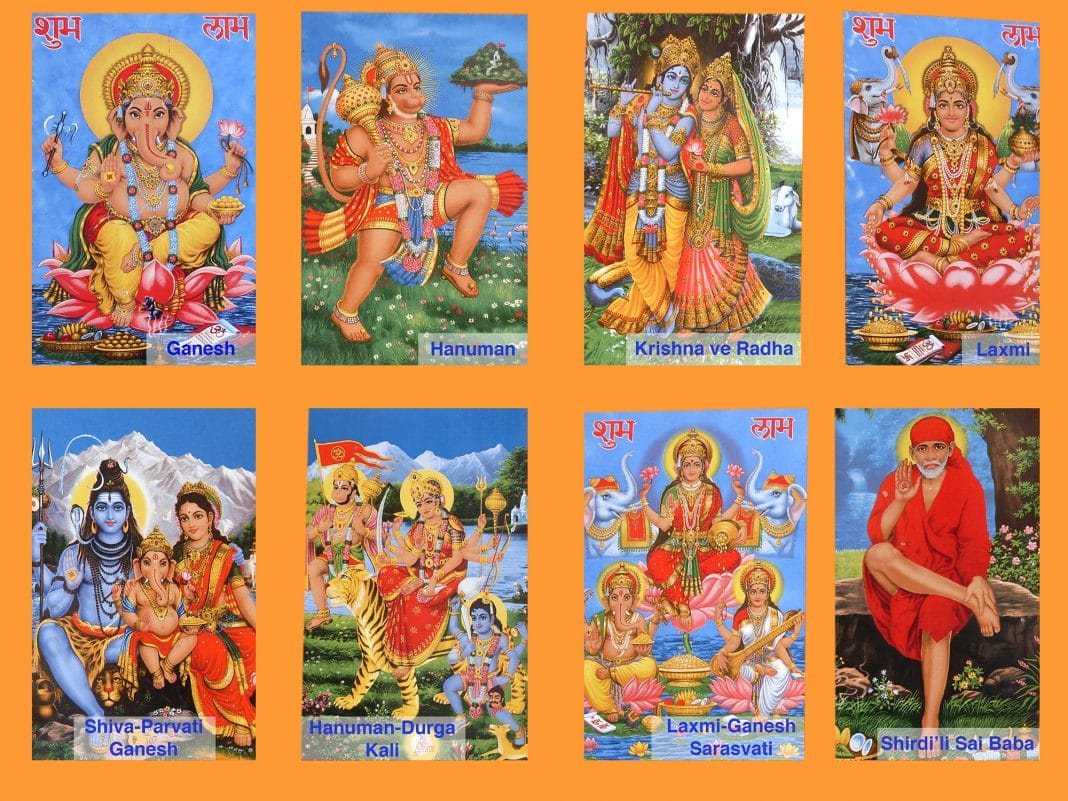 Hindu tanrılar