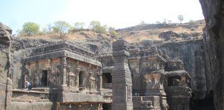 Kailasha Tapınağı